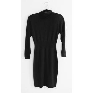 Vintage St. John Black Dress